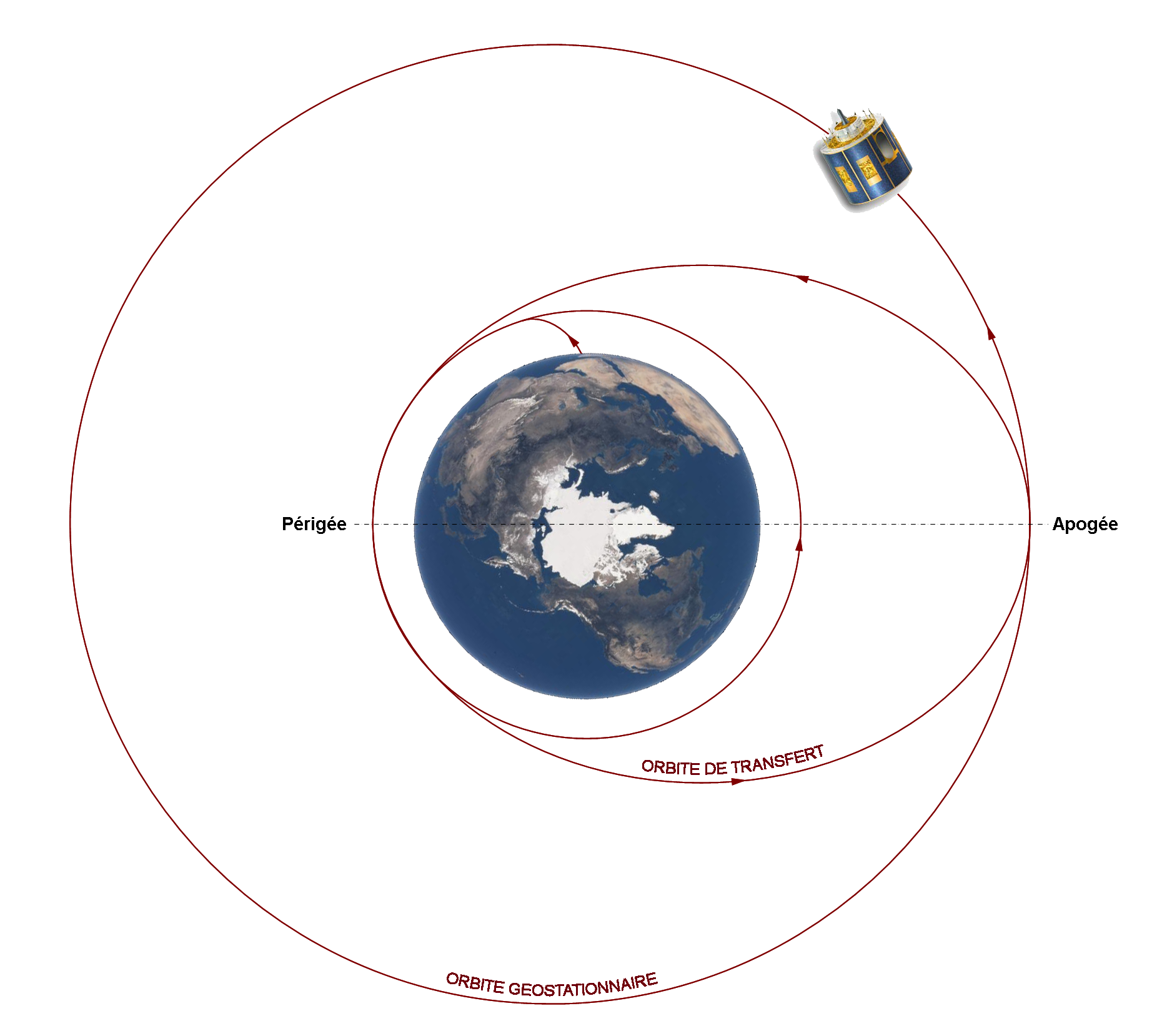 un orbite